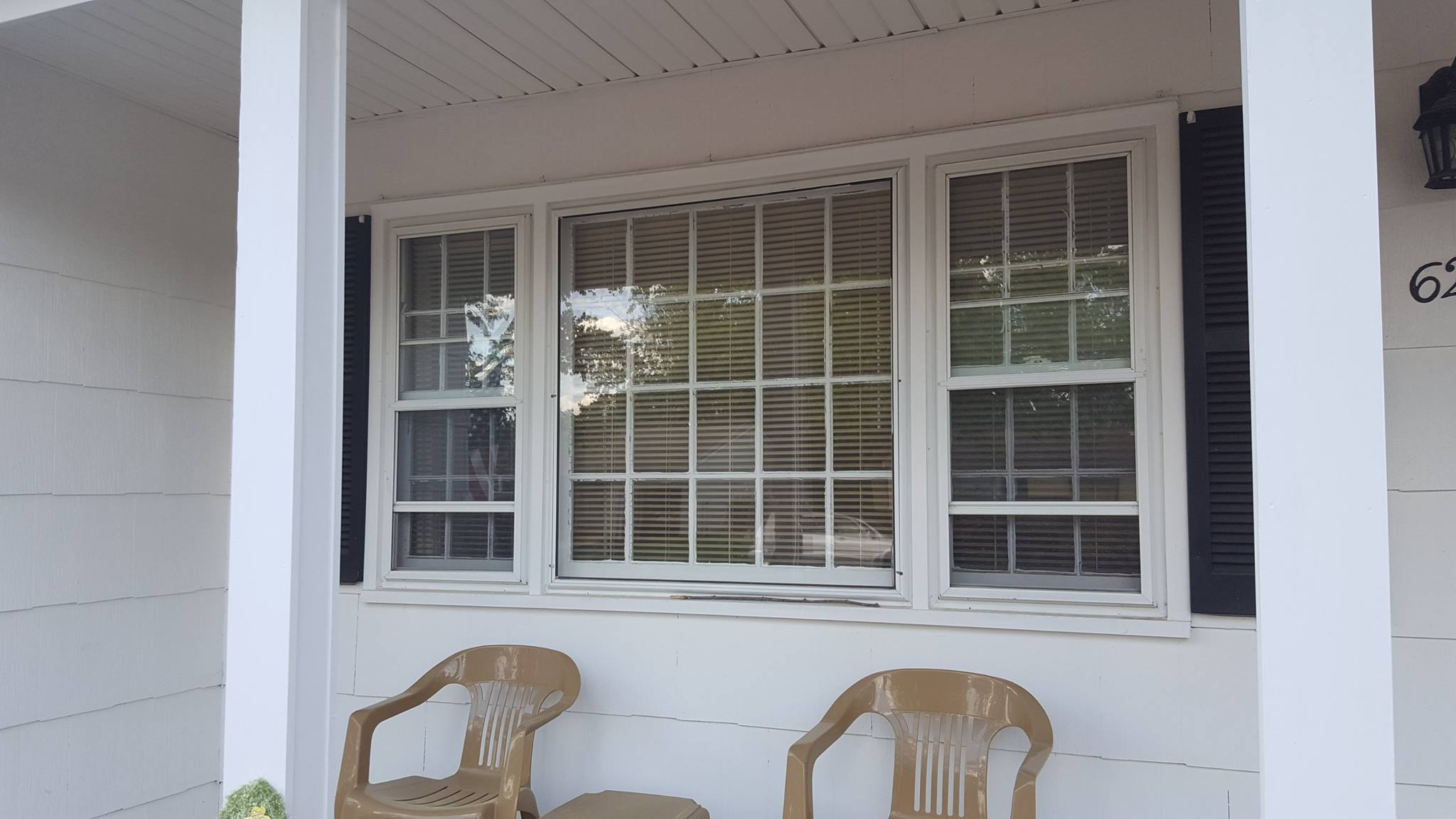 Window Replacement in Toms River, NJ-BEFORE