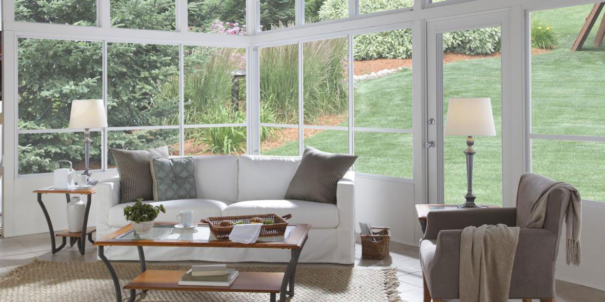 Eze-Breeze® Windows - Perfect for Your Three Season Room